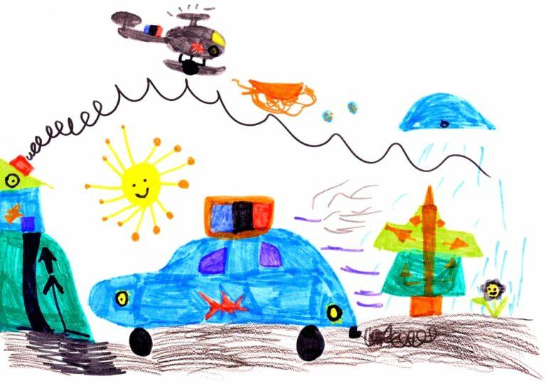 I disegni dei bambini sono fondamentali, ma tutti i bambini disegnano?
