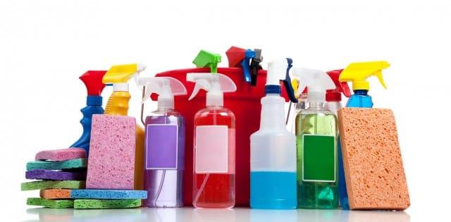 Il 70% dei detersivi contiene sostanze dannose